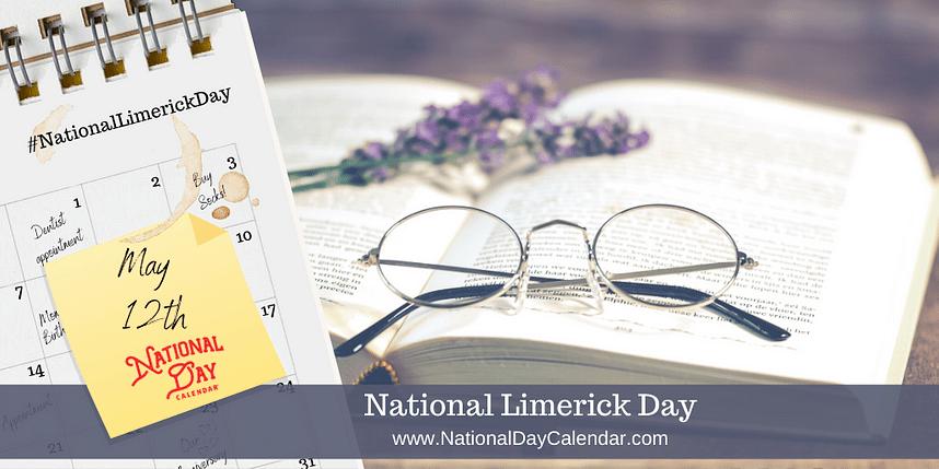 National Limerick Day – May 12