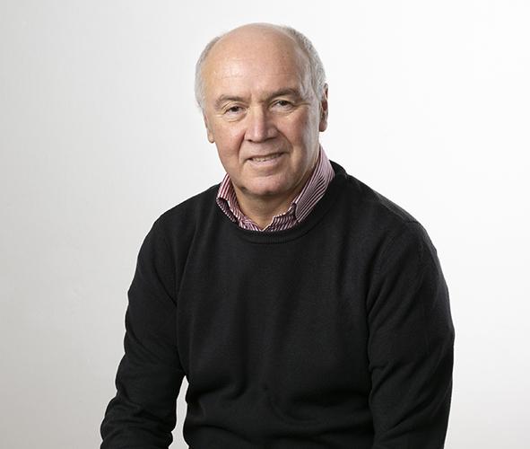 Adrian Le Corre Portrait
