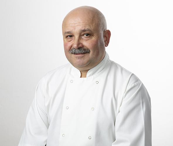 Manuel Pita Portrait